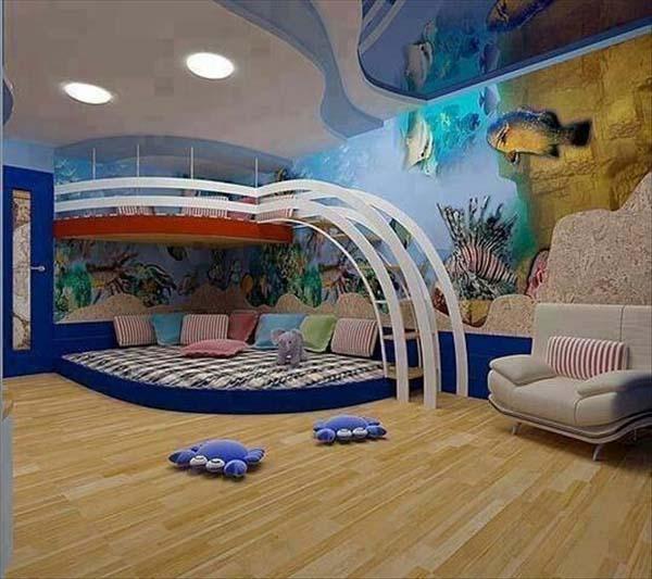 Le 15 camere per bambini pi belle e originali del mondo - Camere da letto originali ...