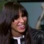durante un\'intervista televisiva