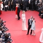 red carpet con eva herzigova