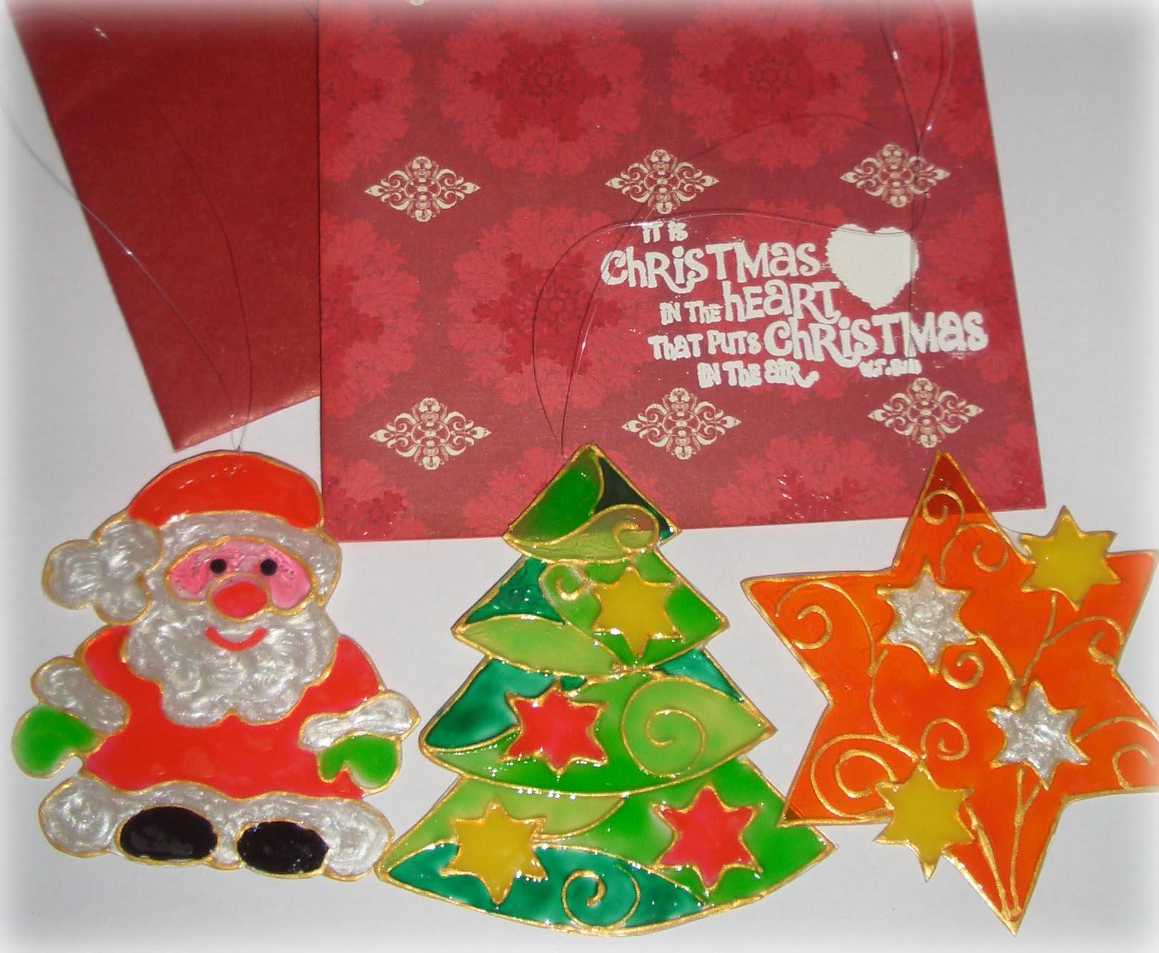 Pacchi di natale decorazioni e sacchetti fai da te per i tuoi regali donna fanpage - Decorazioni natalizie fai da te per finestre ...