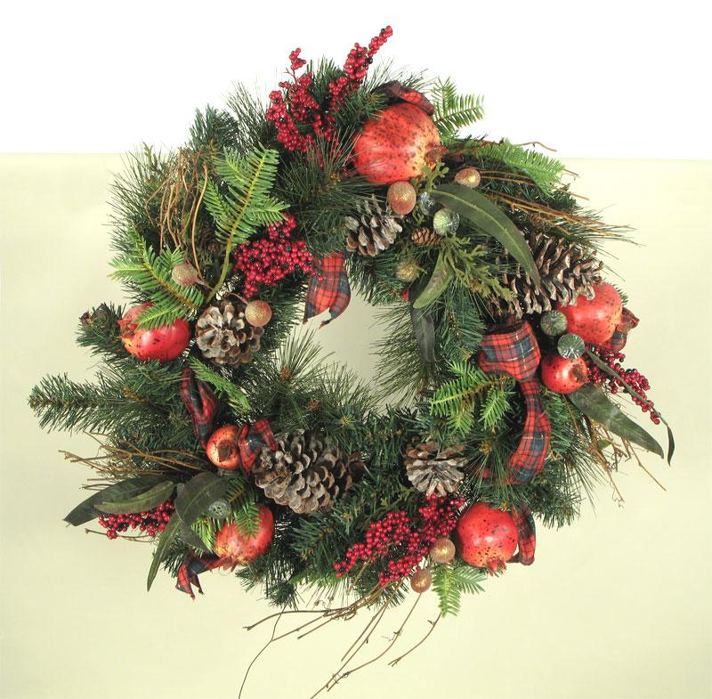 Speciale moda donna primavera estate pigne decorazioni - Decorazioni natalizie con le pigne ...