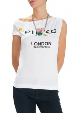 maglietta firmata Pinko