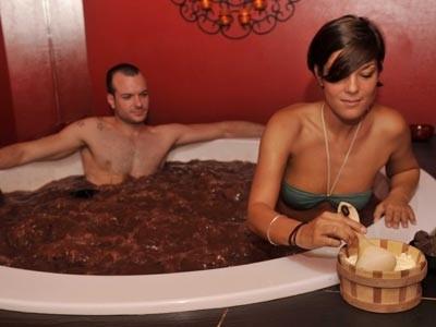 Regalo di coppia per san valentino scegli i trattamenti - Bagno di cioccolato ...