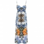 abito stampa ocean tropical di stella mccartney