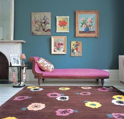 Tappeti moderni, rinnova arredamento di casa con colori moda  Donna ...