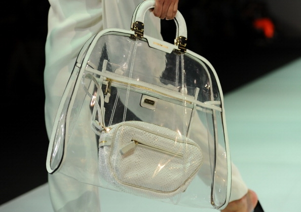 Borse Di Moda In Plastica : Una moda di plastica donna fanpage