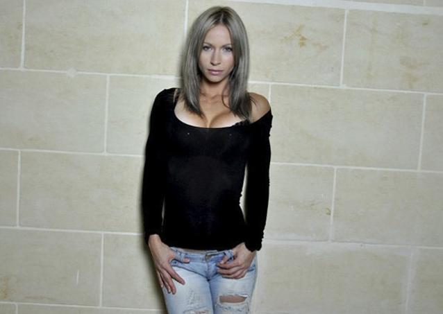 zuzana from bodyrock nude