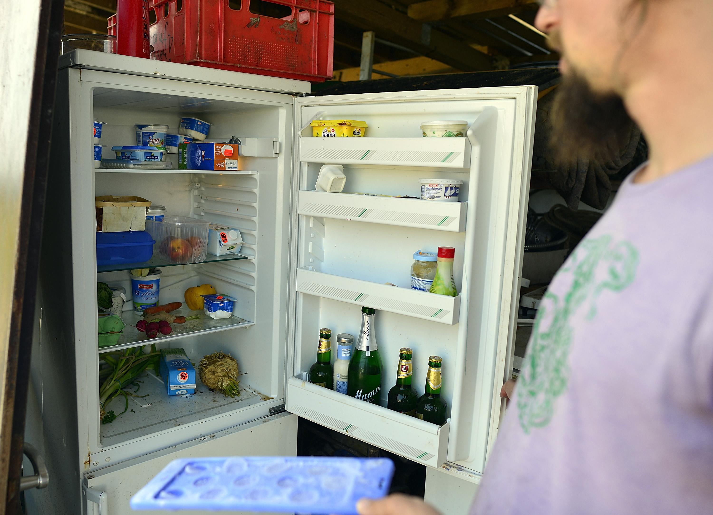 Credenza Con Frigo : I cibi da non conservare in frigorifero