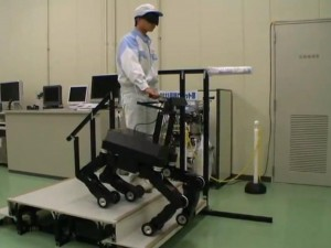 Dal Giappone il cane robot che guiderà i ciechi