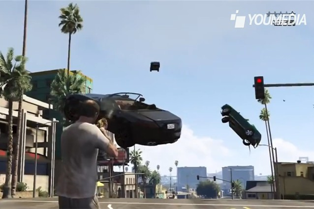 I migliori glitch e bug di GTA 5 [VIDEO].