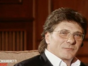 Mazzarri al Chiambretti Night: Salemme ringrazia Walter per il Napoli, video.