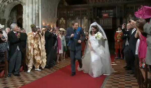 Matrimonio Kate E William : Il video sulla parodia delle nozze di william e kate