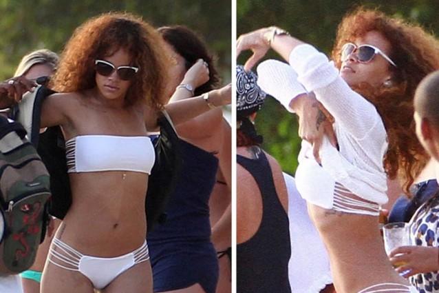 Il gossip della settimana: da Rihanna in costume a Emma e Stefano.
