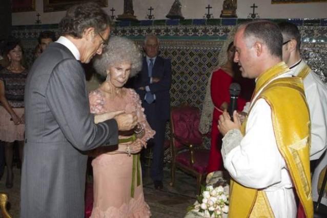 cayetana si sposa