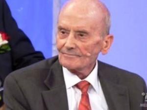 Giuseppe Grieco, il nonnino più famoso del trono over di Uomini e Donne, è morto oggi.