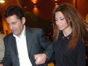 Fabrizio Frizzi e Carlotta Mantovan genitori al settimo cielo: è nata Stella