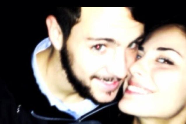 E amore tra Mattia Destro e Ludovica Caramis