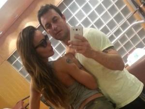 Nina Moric insultata dopo l'intervista su Corona, la difende Matteo Bobbi