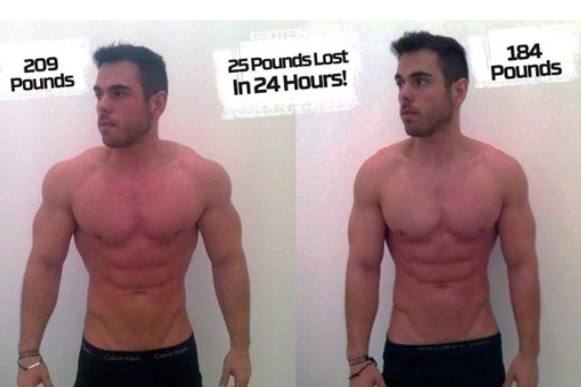 perdere 3 kg in 10 giorni