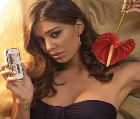 Calendario Belen Rodriguez.Must See Belen Rodriguez From Argentina So Miss Universe