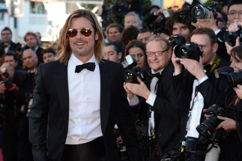 Brad pitt e gli occhiali da 1250 gossip fanpage - Il divo cast ...