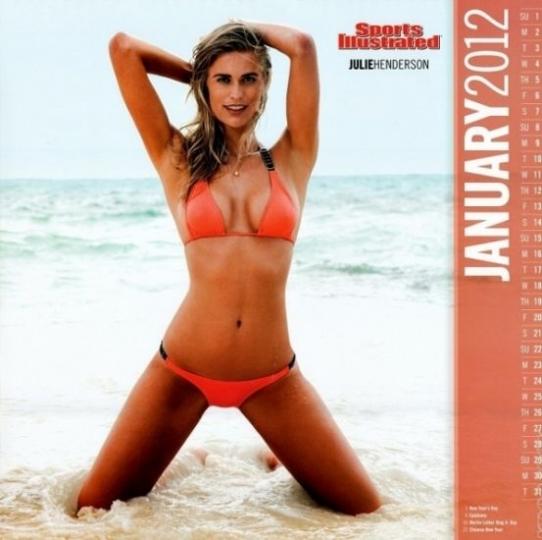 Calendario Ragazze.Irina Shayk Nel Calendario Sports Illustrated 2012 Foto
