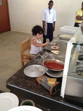 Capodanno in kenya per briatore gregoraci e paola perego gossip fanpage - Cucina fanpage facebook ...