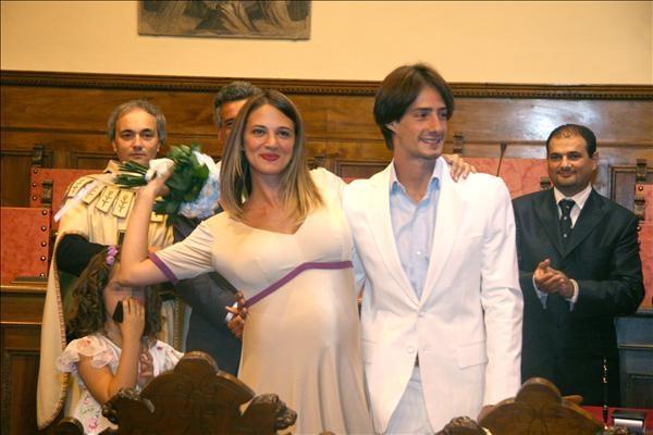 asia e michele sposi