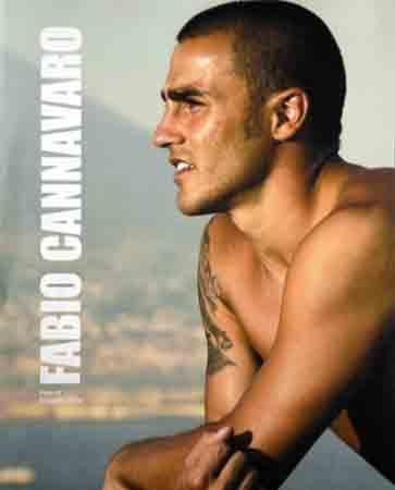 Foto Sexy Fabio Cannavaro 96