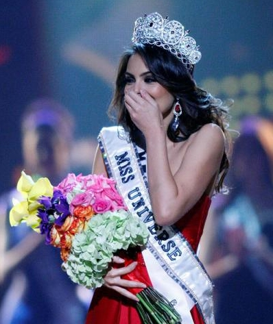 Jimena Navarrete eletta Miss Universo 2010