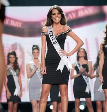 Jimena Navarrete Miss Messico