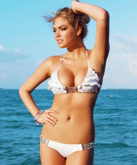 Kate Upton icona di bellezza made in Usa