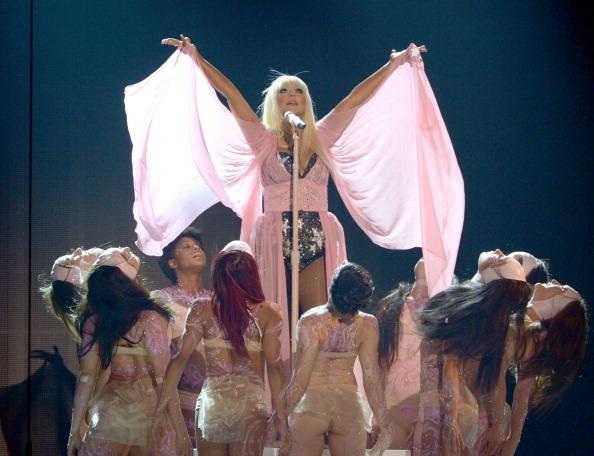 Christina in rosa