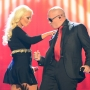 Christina super sexy in duetto con pitbull