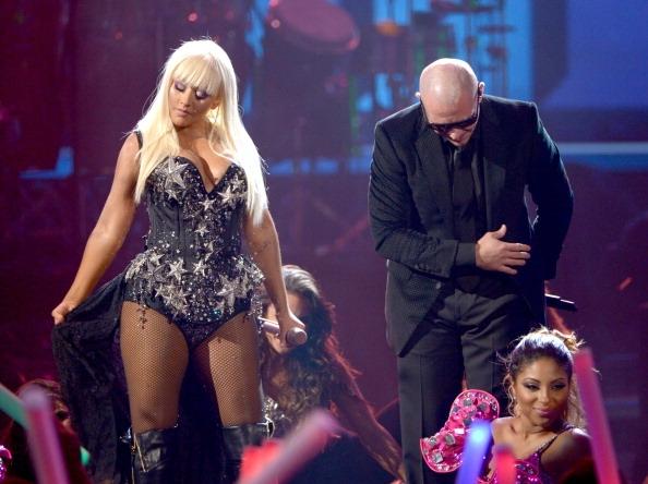 Insieme a Pitbull