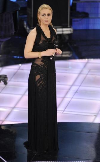 Maria De Filippi a Sanremo