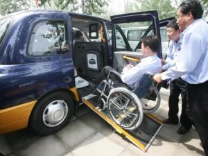 portatori di handicap automobili