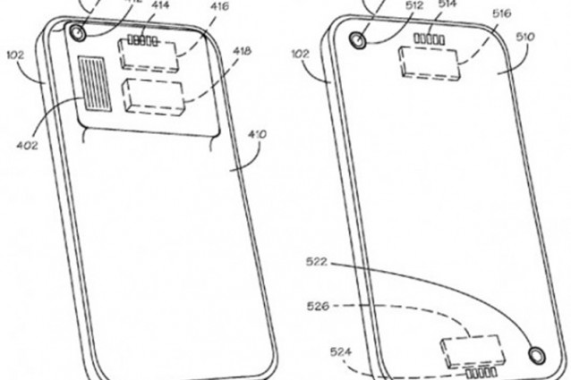 Apple: un nuovo brevetto mostra le lenti intercambiabili per iPhone.