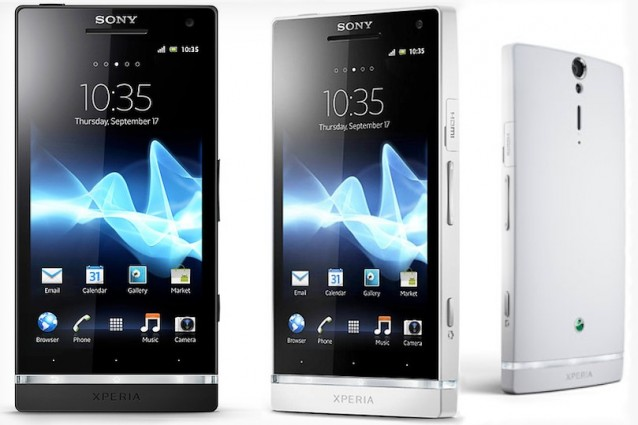 Sony iniza il roll out di Ice Cream Sandwich per il suo Xperia S.