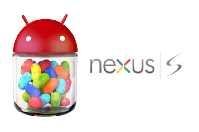 Roll out iniziato: Jelly Bean arriva su Nexus S.
