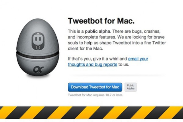 Tweetbot mac alpha 638x425 Download Tweetbot per Mac in versione alpha