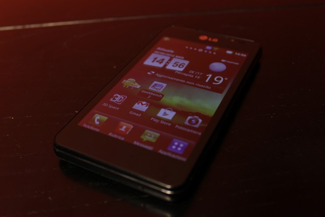 LG Optimus 3D Max: la videorecensione.