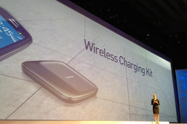 Wireless Charging Kit Samsung la ricarica wireless che tutti desiderano.