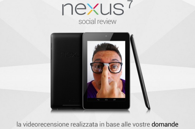 Google Nexus 7: la #socialreview.