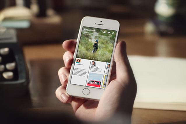 Facebook Paper è ufficiale: ecco come sarà l'aggregatore di notizie del social network.