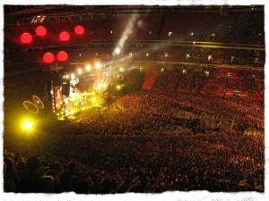 Concerti 2010: in Italia arrivano U2, AC/DC, Muse e Robbie Williams.