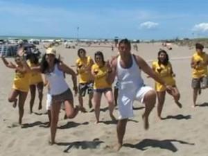 Ostia Beach