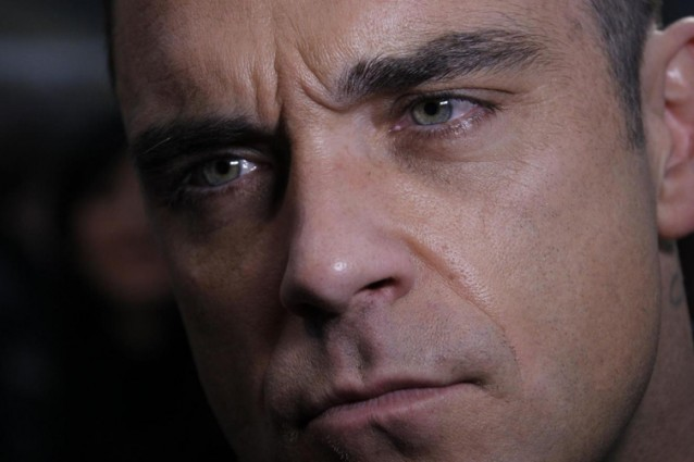 Nel 2012 il nuovo album di Robbie Williams con la Universal.