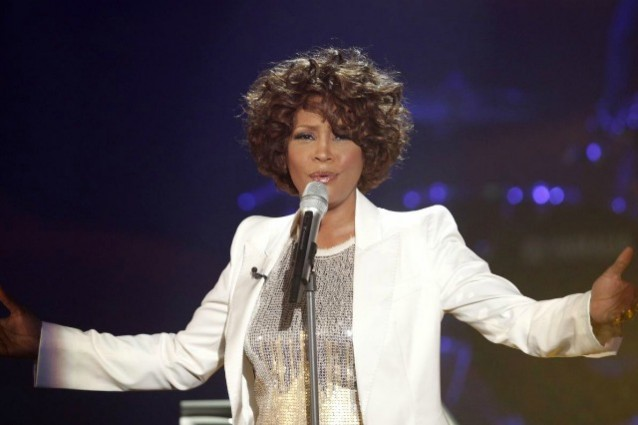 I funerali di Whitney Houston in diretta tv.