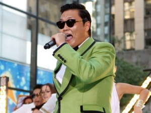 Il rapper sud coreano Psy al primo posto in classifica iTunes